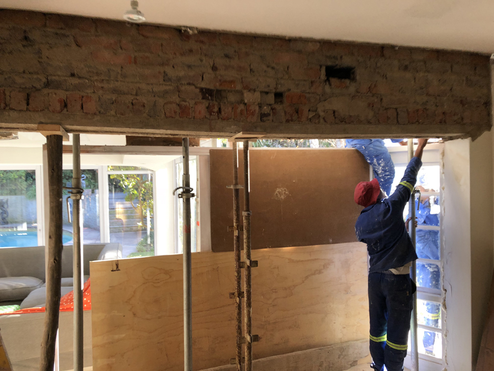 House Renovations in Gauteng